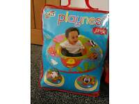 Baby Play nest jungle theme