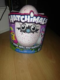 HATCHIMALS BRAND NEW