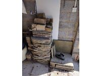 Stone Slabs - Mixed Large Collection