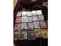 20 ps2 games at £3 pounds each for all it is £50
