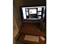 iMac 21.5 as new