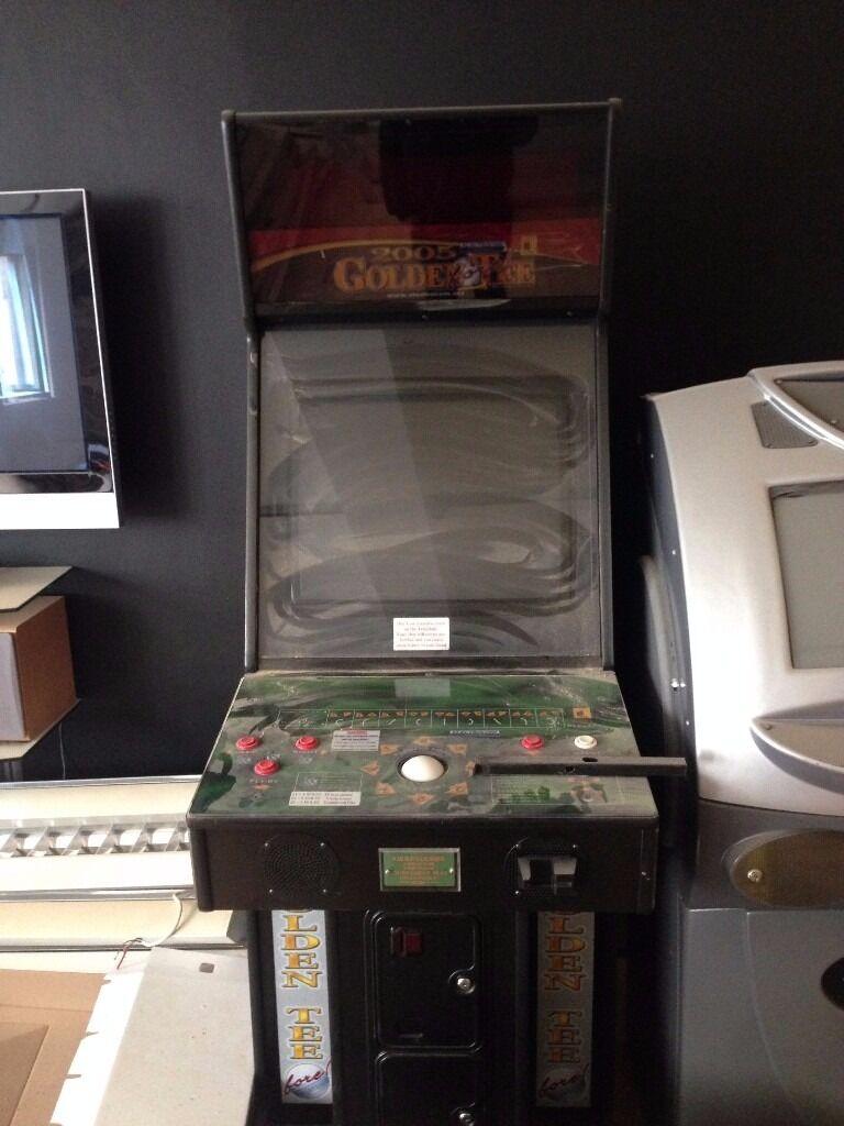 free golden tee bristol - UK-VAC : UK Video Arcade Collectors Forum