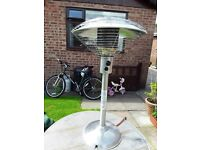 KILCOOL GAS PATIO HEATER ( good clean working order)