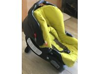 Graco baby/childs car seat in vgc.