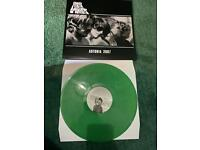 ARCTIC MONKEYS LIVE LP VINYL RECORDS RD ASTORIA 2007 GREEN VINYL