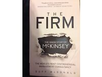 The Firm (McKinsey) - Duff McDonald - Management Consulting Book