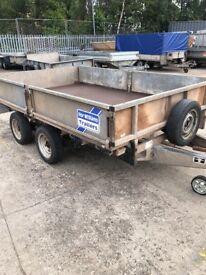 LM106G 10 feet by 6 feet5 3500kg trailer