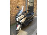 2010 Suzuki Burgman 125cc Ride Away £850