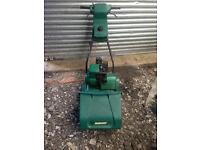 Mower qualcast cylinder lawn mower