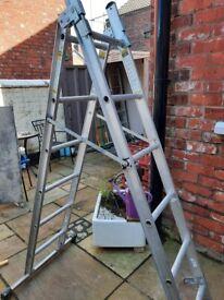 Step Ladder / Work Platform