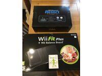 Nintendo Wii Sports Resort Console Wii Fit Plus + Wii Balance Board