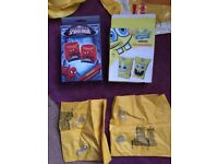 kids swimming bundle arm bands, rubber ring and swim jacket