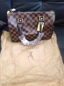 Beautiful bag lv like pick up loughton or can post for 4.95 thou PayPal