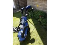 Junior golf club set