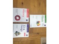 REVISION BOOKS FOR NAT 5, HIGHER AND ADVANCED HIGHER