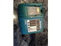 Makita 18v charger