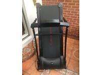 Dynamix T200 foldable motorised treadmill