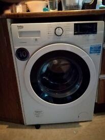 Beko washing machine 8kg 1500 rpm a+++
