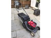 Honda hrd536 rear roller rotary lawnmower