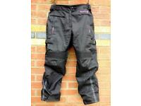 Motorcycle Jeans – Black –Size 12