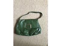 Per Una M&S Olive green handbag
