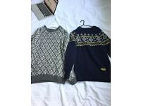 Mens christmas/winter jumpers