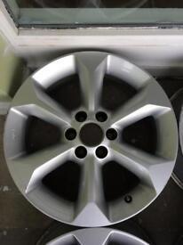 17 inch Nissan Navara alloy wheels
