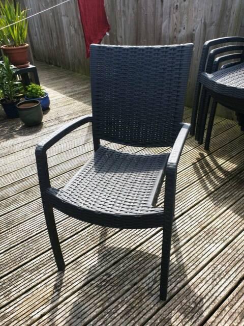 Ikea Innamo Rattan Outdoor Armchairs In Newquay Cornwall Gumtree