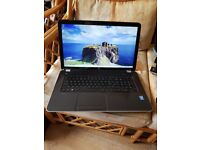 hp pavilion 17-e105sa windows 7 500g hard drive 8g memory intel hd graphics 4600 wifi webcam