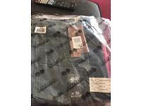 Brand new crosshatch jeans x2