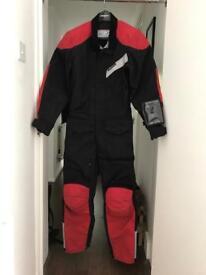 Aerostich Men's R-3 (Roadcrafter 3) one piece Cordura Gor-tex motorbike riding suit