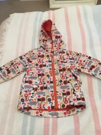 Boys m&s jacket 12-18 months