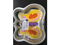 Wilton butterfly cake tin