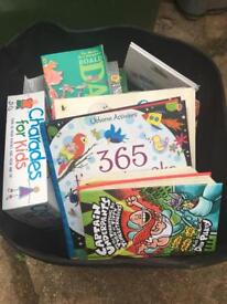 Loads of boys book ages 6-11