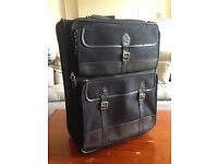 Suitcase Ralph Lauren Black Large