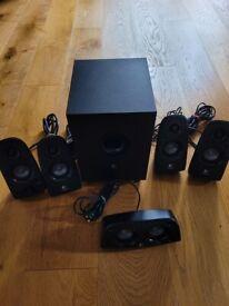 Logitech Z506 Multimedia 5.1 Speaker System