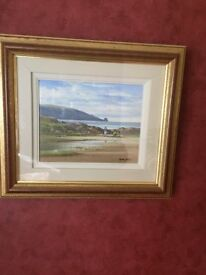 Landscapes of Co Donegal by Manson Blair