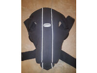Baby Bjorn - Baby carrier original (city black)