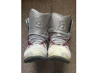 Womens Burton Snowboard Boots