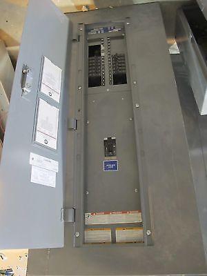 Square D Nqod W Kal361251021 Main Breaker 3ph 120208 Volt Panelboard- E21