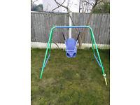 kids/baby outdoor swing