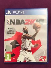 NBA 2K18 for sale, read description