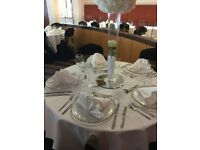 Chair cover hire for parties and weddings