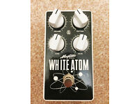 Magnetic Effects White Atom Fuzz pedal (wampler, fulltone, mad professor)