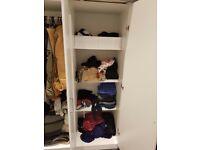 White wardrobe (3 wardrobes ) BARGAIN PRICE