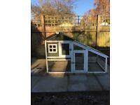 Wooden chicken coop £40
