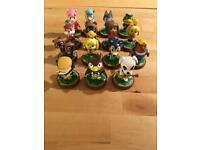 Animal Crossing Nintendo Amiibo Collection.