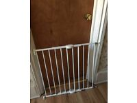 Mother care stair gate