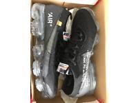Nike off white Vapormax - black