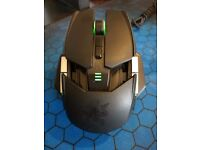 Razer ouroboros wireless gaming mouse